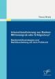 Internationalisierung von Banken: Millionengrab oder Erfolgsstory? - Thomas Wriede