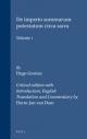 Hugo Grotius, De imperio summarum potestatum circa sacra (2 vols.) - Harm-Jan van Dam
