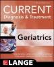 Current Diagnosis and Treatment: Geriatrics 2E