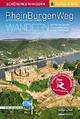 Rheinburgenweg mit Rheinsteig-Rundtouren Schöneres Wandern Pocket mit herausnehmbarer Übersichtsfaltkarte - Uwe Schoellkopf; Wolfgang Todt; Ulrike Poller