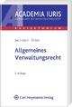 Allgemeines Verwaltungsrecht - Monika Jachmann; Klaus-Dieter Drüen