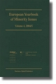 European Yearbook of Minority Issues, Volume 4 (2004/2005) - European Centre for Minority Issues;  The European Academy Bozen/Bolzano