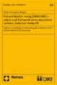 Richard Martin Honig (1890-1981) - Leben und Frühwerk eines deutschen Juristen jüdischer Herkunft - David Christopher Weiglin