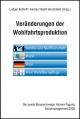 Veränderungen der Wohlfahrtsproduktion - Ludger Kolhoff; Andrea Tabatt-Hirschfeldt