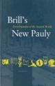 Brill's New Pauly, Antiquity, Volume 1 (A - Ari) - Helmuth Schneider; Hubert Cancik