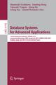 Database Systems for Advanced Applications - Masatoshi Yoshikawa; Xiaofeng Meng; Takayuki Yumoto; Qiang Ma; Lifeng Sun; Chiemi Watanabe