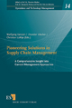 Pioneering Solutions in Supply Chain Management - Wolfgang Kersten; Thorsten Blecker; Christian Lüthje