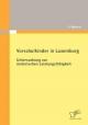 Vorschulkinder in Luxemburg: Untersuchung zur motorischen Leistungsfähigkeit - V. Majerus