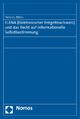 ELENA (Elektronischer Entgeltnachweis) und das Recht auf informationelle Selbstbestimmung - Wilms &  #134;  Heinrich