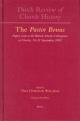Dutch Review of Church History, Volume 83: The Pastor Bonus - Theo Clemens; Wim Janse