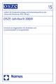 OSZE-Jahrbuch. Jahrbuch zur Organisation für Sicherheit und Zusammenarbeit... / OSZE-Jahrbuch 2009 - Institut für Friedensforschung und Sicherheitspolitik an der Universität Hamburg / IFSH