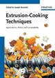 Extrusion-Cooking Techniques - Leszek Moscicki