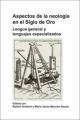Aspectos de la neologia en el Siglo de Oro - Robert Verdonk; Maria Jesus Mancho Duque