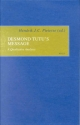 Desmond Tutu's Message - Hendrik J. C. Pieterse; Johannes A. van der Ven; Fred Webster; Peer Scheepens