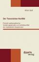 Der Transnistrien-Konflikt: Produkt spätsowjetischer Verteilungskämpfe und Zerfallskonflikt der implodierten Sowjetunion - Kilian Graf