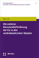 Die externe Demokratieförderung der EU in den zentralasiatischen Staaten - Sigita Urdze