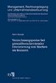 Verrechnungspreise bei grenzüberschreitender Lizenzierung von Marken im Konzern - Katrin Brändel