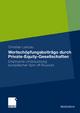 Wertschöpfungsbeiträge durch Private-Equity-Gesellschaften - Christian Landau