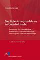 Das Abänderungsverfahren im Unterhaltsrecht - Jürgen Soyka