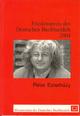 Friedenspreis des Deutschen Buchhandels / Péter Esterházy - Petér Esterházy