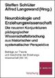 Neurobiologie und Erziehungswissenschaft - Steffen Schlüter; Alfred Langewand