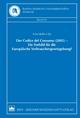 Der Codice del Consumo (2005) - Ein Vorbild für die Europäische Verbrauchergesetzgebung? - Anna-Julka Lilja