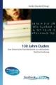 130 Jahre Duden - Annika Darsdorf