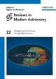 Reviews in Modern Astronomy Vol. 22 - Regina von Berlepsch