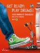 Get Ready: Play Drums! - Malte Weberruss; Jeanette Hubert; Catrien Stremme
