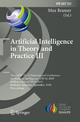 Artificial Intelligence in Theory and Practice III - Max Bramer