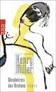 9783499143618 - Henry Miller: Wendekreis des Krebses - Buch