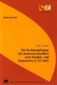 Die Rechnungslegung des Insolvenzverwalters nach Handels- und Steuerrecht, § 155 InsO - Karl H. Maus