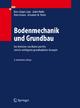 Bodenmechanik und Grundbau - Hans-Jürgen Lang; Jachen Huder; Peter Amann; Alexander M. Puzrin