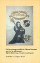 Investiturprotokolle der Diözese Konstanz aus dem 16. Jahrhundert