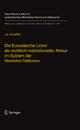 Die Europäische Union als rechtlich-institutioneller Akteur im System der Vereinten Nationen - Jan Scheffler