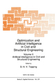 Optimization and Artificial Intelligence in Civil and Structural Engineering - B. H. V. Topping