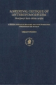 A Medieval Critique of Anthropomorphism - Merlin L. Swartz