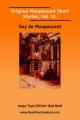 Original Maupassant Short Stories, Volume 10 (Large Print) - Guy de Maupassant