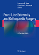 Front Line Extremity and Orthopaedic Surgery