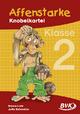 Affenstarke Knobelkartei Klasse 2 - Nicole Lohr; Jutta Schmeiler