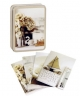 Pale & Interesting Tinned Notecards - Peters & Small Ryland