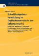 Schreibkompetenzvermittlung im Englischunterricht in der Sekundarstufe I - Raphaela Porsch