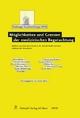 Möglichkeiten und Grenzen der medizinischen Begutachtung - Erwin Murer