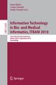 Information, Technology in Bio- and Medical Informatics, ITBAM 2010 - Sami Khuri; Lenka Lhotská; Nadia Pisanti