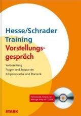 Vorstellungsgespräch / Training - Vorstellungsgespräch - Jürgen Hesse, Hans Christian Schrader