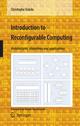 Introduction to Reconfigurable Computing - Christophe Bobda