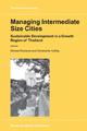 Managing Intermediate Size Cities - Michael Romanos; Christopher Auffrey