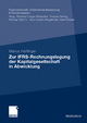 Zur IFRS-Rechnungslegung der Kapitalgesellschaft in Abwicklung - Marius Haßlinger
