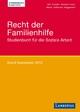Recht der Familienhilfe - Sigmund Gastiger; Jürgen Winkler