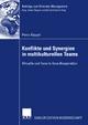Konflikte und Synergien in multikulturellen Teams - Petra Köppel